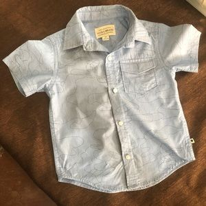 Lucky brand boy shirt